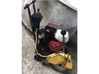 Maquina De Cortar Cemento, Puerto Rico