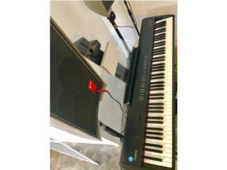Piano Digital, Puerto Rico