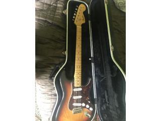 Fender stratocaster 50th aniversario , Puerto Rico