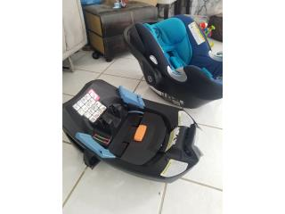 Car set Aton Q  Infant, Puerto Rico