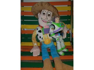 Toy story woody y buzz lightyear , Puerto Rico
