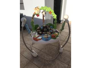 Jumperoo Fisher Price , Puerto Rico