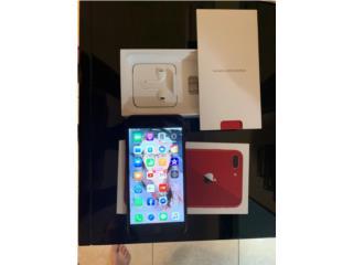 iPhone 8 Plus Rojo AT&T , Puerto Rico