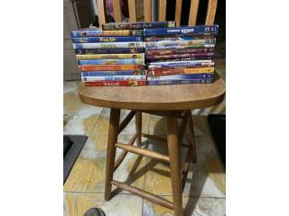 DVD's Películas , Puerto Rico
