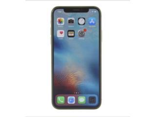 iPhone X 256gb unluck , Puerto Rico