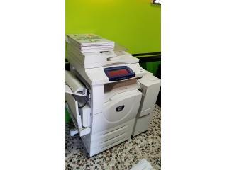 Xerox Workcentre 7132 con Finisher , Puerto Rico