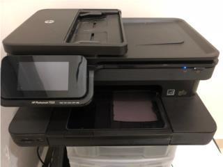 Impresora HP 7527 (Scanner/Printer/Fax/Copy), Puerto Rico