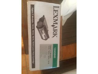 LexMark Laser Print Cartridge, Puerto Rico