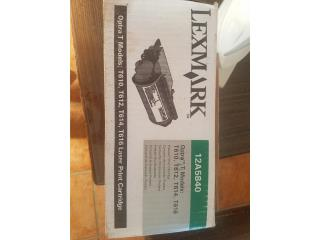 LexMark Printer Cartridge, Puerto Rico