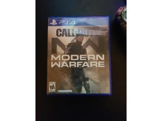 Call of Duty MW, Puerto Rico