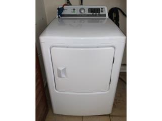 Secadora de Gas Midea, Puerto Rico