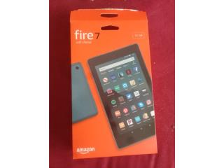 Kindle Fire 7 with alexa 2019, Puerto Rico