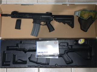 Rifle Airsoft, Puerto Rico