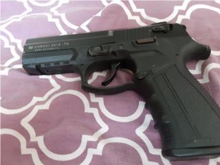 Pistola de salva zoraki super buena, Puerto Rico