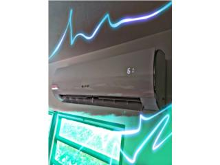 Consolas inverter airmax 510, Puerto Rico