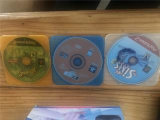3 Juegos de Playstation 2 en $20, Puerto Rico