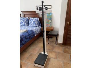 Detectó bathroom scale, Puerto Rico