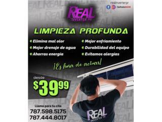 $39.99 Mantenimiento Air Inverter, Puerto Rico