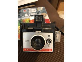 Camara Polaroid Colorpack 80, Puerto Rico