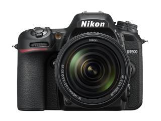 Nikon D7500, Puerto Rico