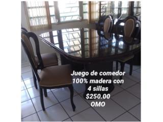 Mesa de comedor , Puerto Rico