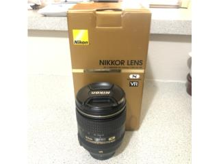 Lente Nikon 24-120, VR, Puerto Rico