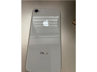 iPhone 8 de att 64gb, Puerto Rico