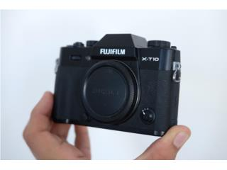 Fujifilm XT-10 , Puerto Rico
