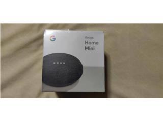 Google Home Mini, Puerto Rico