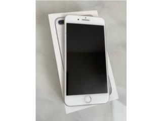 iPhone 7 Plus 128 gb en caja, Puerto Rico