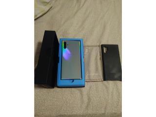 Samsung Note 10+ unlocked, Puerto Rico