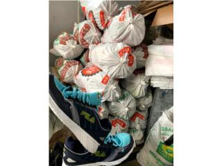 Se venden Zapatos Usados en Saco, Puerto Rico
