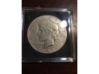 Dólar Plata , Puerto Rico