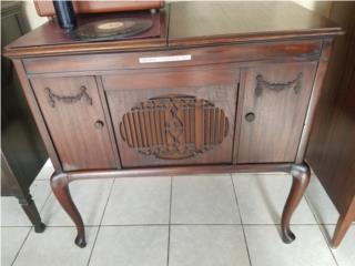Victrolas RCA  y Thomas Edison originales funciona, Puerto Rico