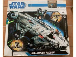Millenium Falcon Legacy Collection, Puerto Rico