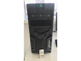 CASE FOR GAMING COMPUTER NO INCLUYE POWER SUP, Puerto Rico