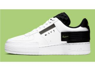 Nike Air Force One Type size 10, Puerto Rico