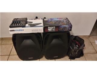 Se Vende equipo de DJ en excelentes condiciones , Puerto Rico