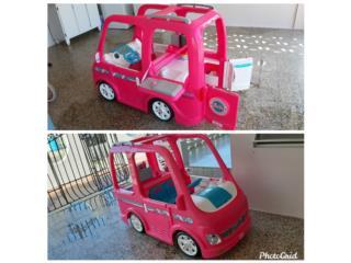 Power wheels barbie, Puerto Rico