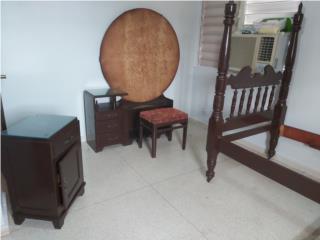 Juego de cuarto antigio - twin, Puerto Rico