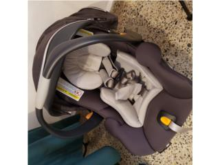 Carseat Chicco Keyfit 30, Puerto Rico