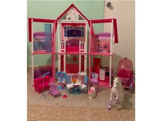 Casa Barbie , Puerto Rico