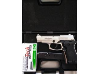 pistola de salva pistola de fogueo, Puerto Rico