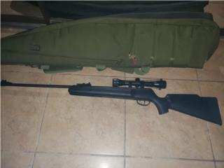 Rifle nitro pistón phantom, Puerto Rico