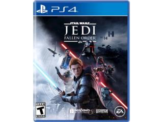 PS4 Star Wars Jedi Fallen Order, Puerto Rico