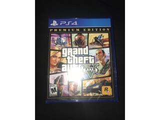 Grand Theft Auto V Premium Edition, Puerto Rico