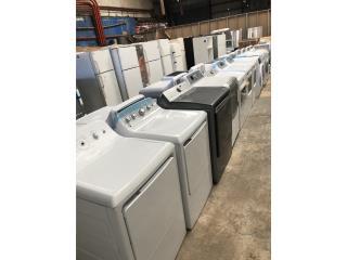 Secadoras nuevas, $299.99, Puerto Rico