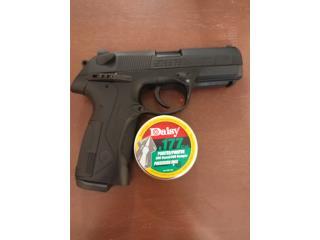 Pistola 1.77, Puerto Rico