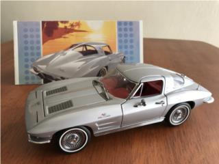 Corvette 1963 Scala 1:24 Fiberglass Body (Nueva), Puerto Rico