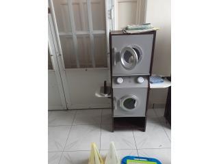juguetes lavadora y secadora, Puerto Rico